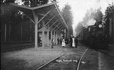 The Seaside Train